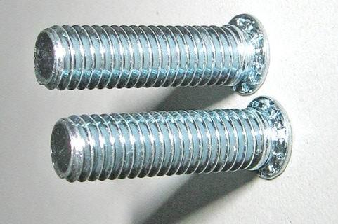 圆头压铆螺钉_六角压铆螺钉